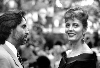 Susan Sarandan & Ron Silver (1991)