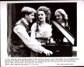 John David Cullum, Madeleine Potter and Anna Levine in ABINGDON SQUARE (1987)