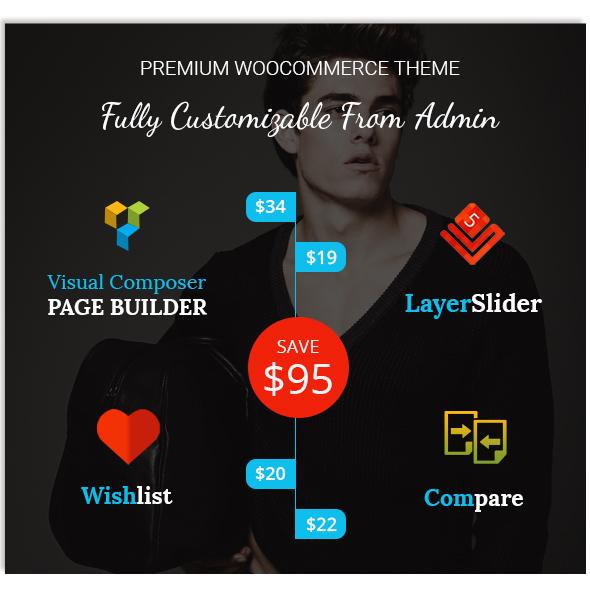 Fashion Multipurpose WooCommerce Theme - 4