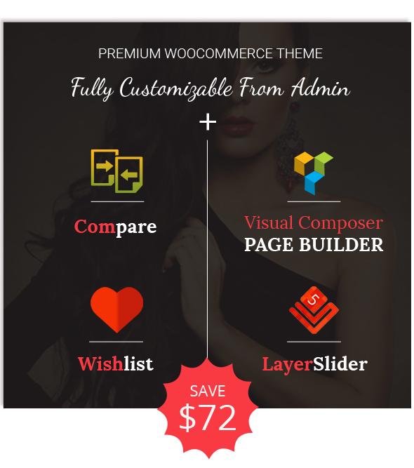 Menda - Ecommerce WordPress Themes - 5