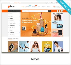 Revo - Multipurpose WordPress Theme