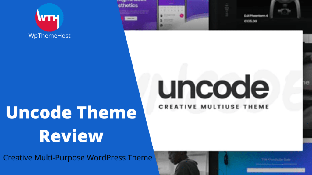 Uncode WordPress Template