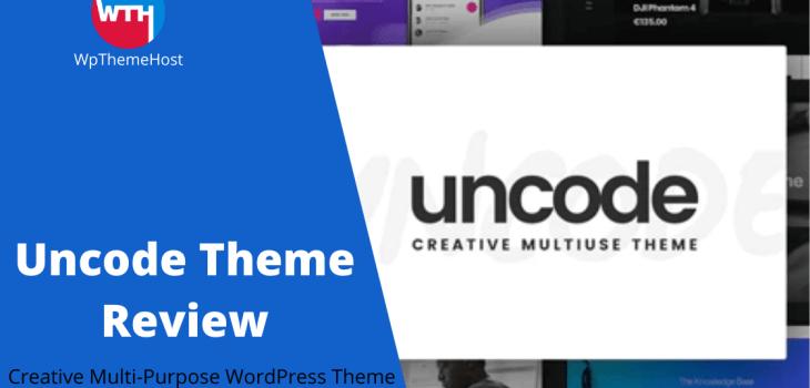 Uncode WordPress Template