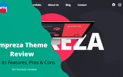 Impreza WordPress Theme Review
