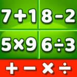 Math Games – Addition Subtraction Multiplication 1.1.3 APK