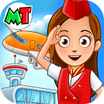 My Town Airport Free 1.01 APK