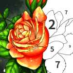 Art Number Coloring – Color by Number 4.1.0 APK
