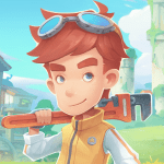 My Time at Portia Varies with device APK