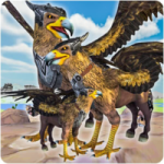 Wild Griffin Family Flying Eagle Simulator 2.0 APK