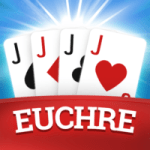 Euchre Free Classic Card Games For Addict Players 3.7.8 APK