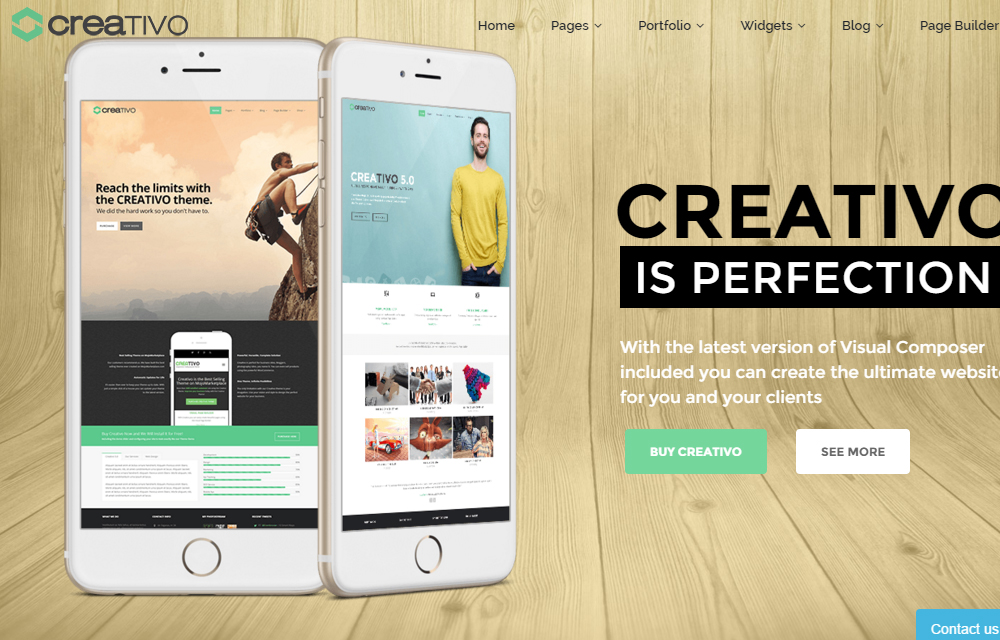 Creative Ultra Responsive MultiPurpose WP Theme
