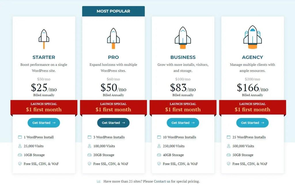 Rocket-Pricing