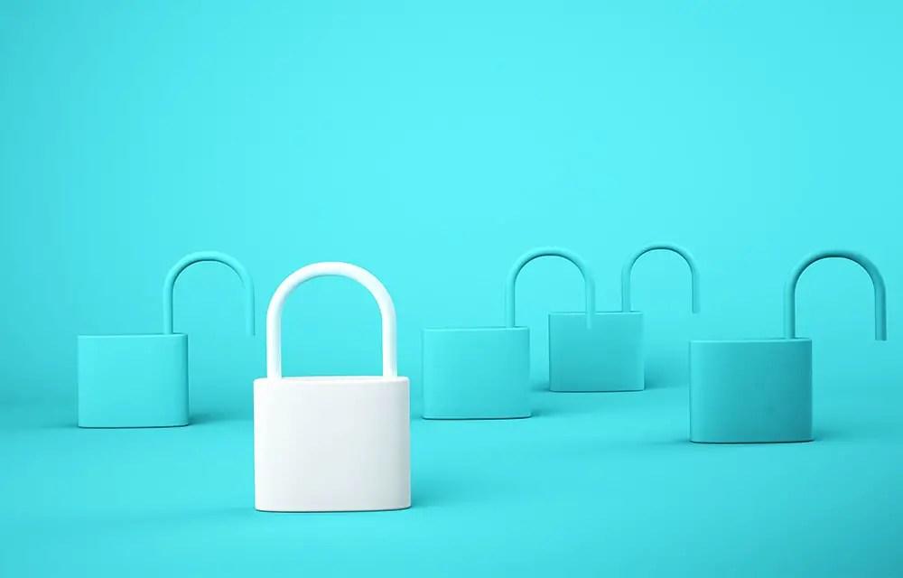 Locked WordPress Admin