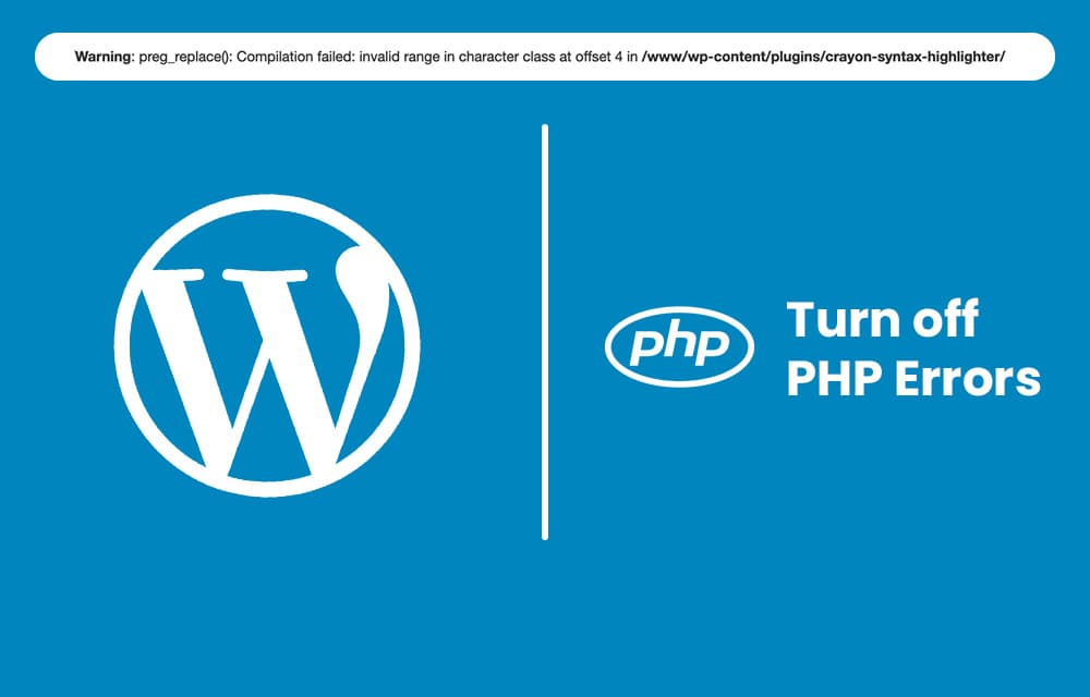 PHP-Error-in-WordPress