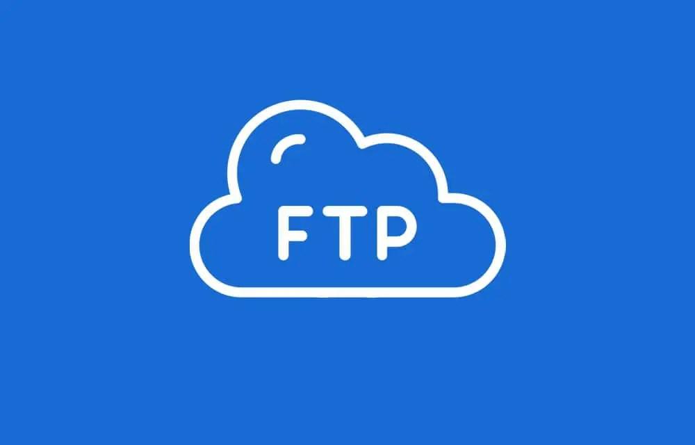 WordPress Website FTP