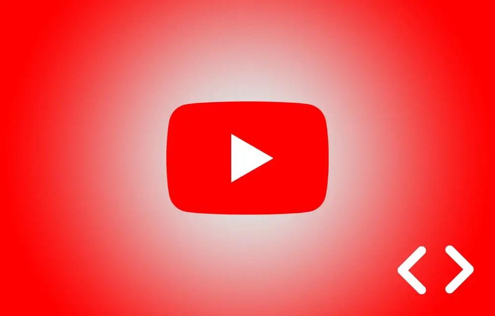 Embed YouTube Video in WordPress