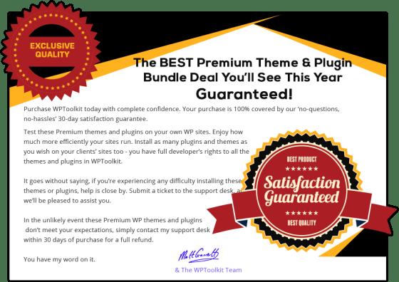 WPToolkit Review: 600+ WordPress Themes & Plugins Bundle