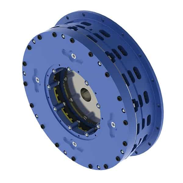 Low Inertia Brake