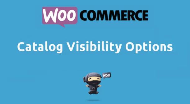 Bandeau Woocommerce Catalog Visibility Options