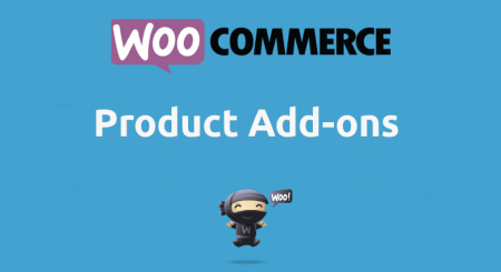 Woocommerce Product Add Ons