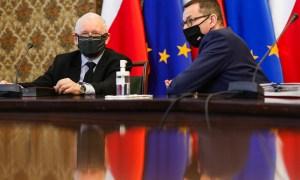 Kaczyński: mamy napięcia w koalicji