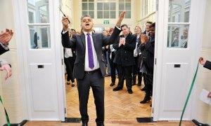 Socjalista Sadiq Khan pozostanie burmistrzem Londynu