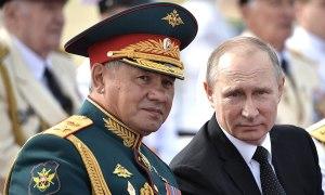 Siergiej Szojgu – przyjaciel Putina iczłowiek, zaktórymstoi armia