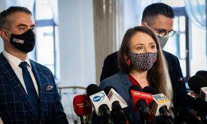 """Nauczyciele iLewica razem przeciwko Czarnkowi. """"Niema zgody naindoktrynację"""""""