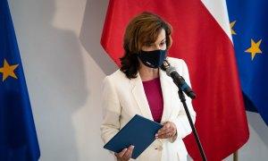Morawska-Stanecka: Ziobro nielubi UE, bo ona niepozwala byją okradać