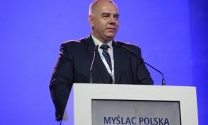 Ochroniarz Sasina w spółce skarbu państwa. Dostanie posadę w Poczcie Polskiej