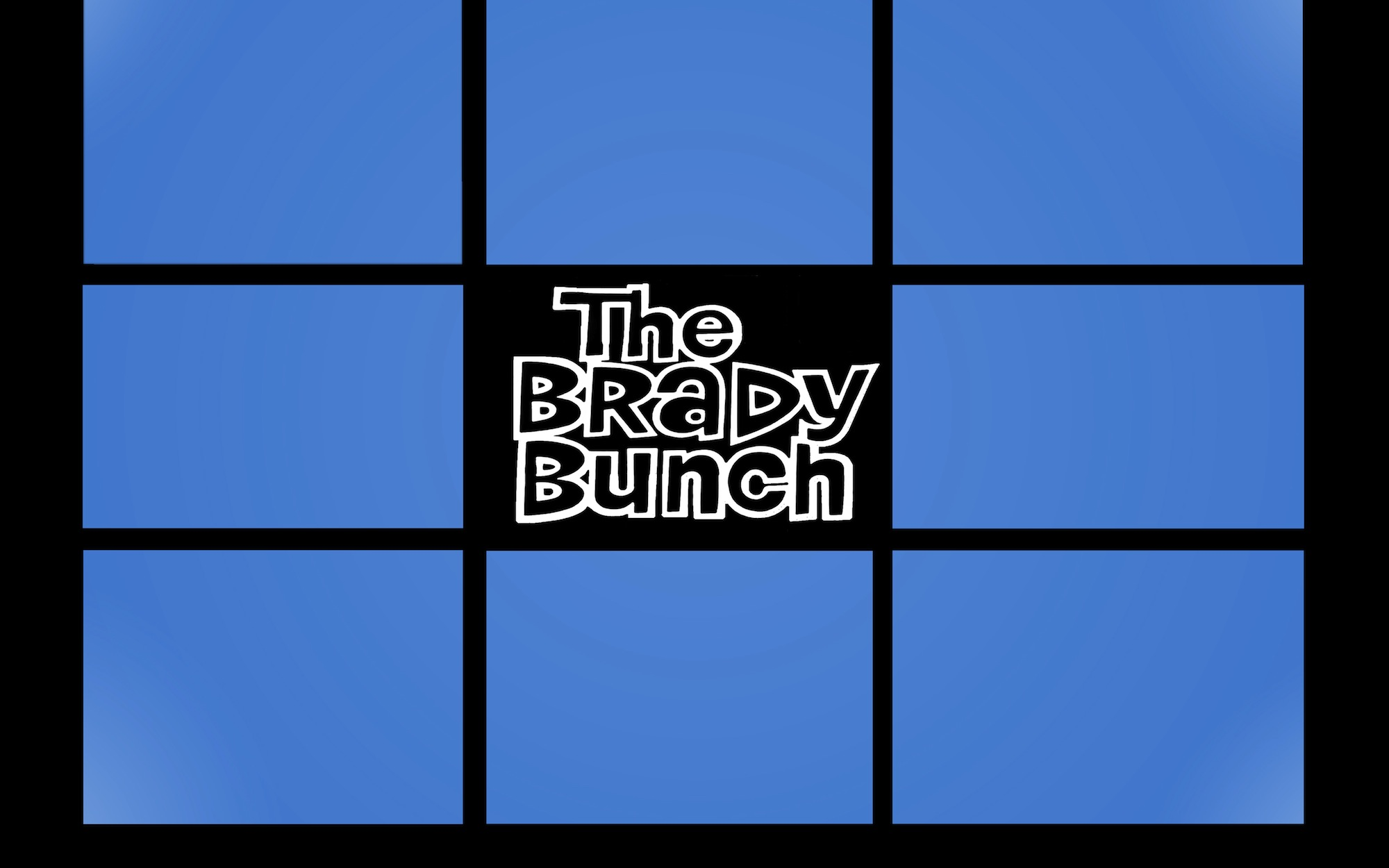 The Brady Bunch Arrives On The IPhone Sort Of