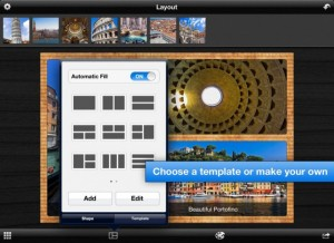 Create beautiful framed pictures with Layout, our App of the Week.