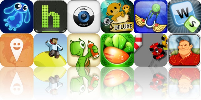 Today's Apps Gone Free: Glowfish, HABU Music, JumiCam And More