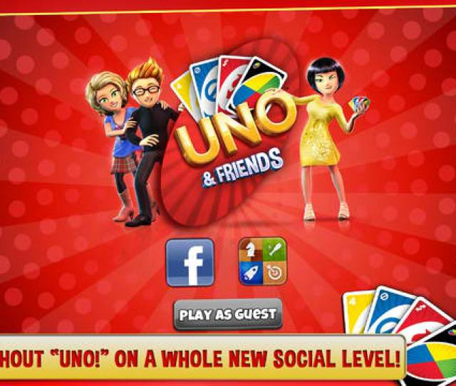 Uno Friends Lets You Play The Classic Card Game With Your Online Buddies