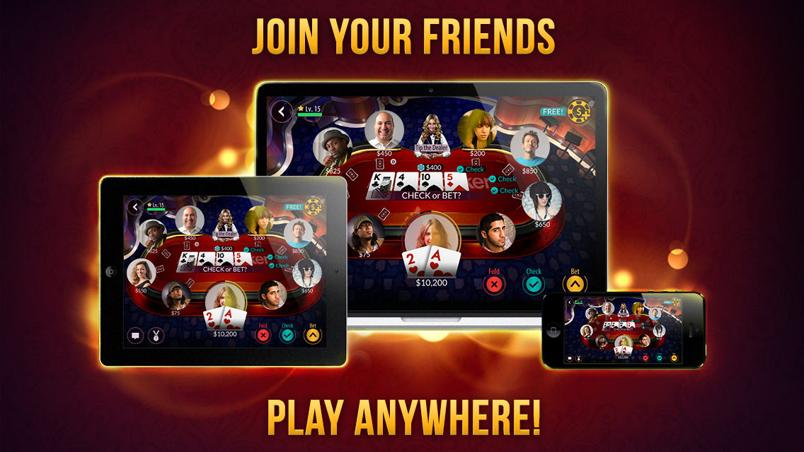 Holdem Texas Free Poker Zynga