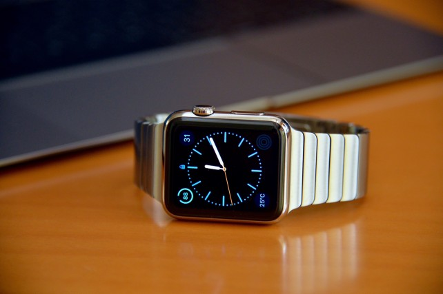 Cupertino's silent, but Apple Watch sales guesses continue