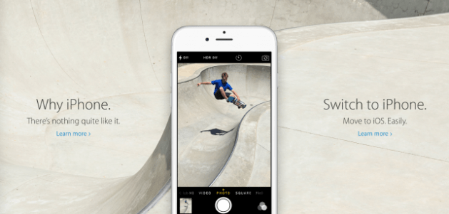 Check out Apple's new iPhone 6s ads for Siri, Camera
