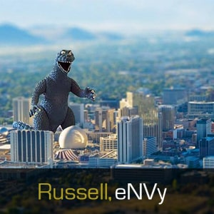 russell envy