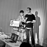 Automattic software engineers teach at the WordPress.com VIP Workshop.