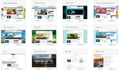 Ücretsiz Blogger Tema Siteleri