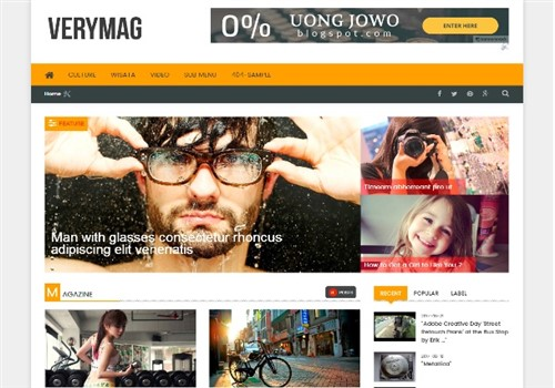 Verymag Blogger haber Teması
