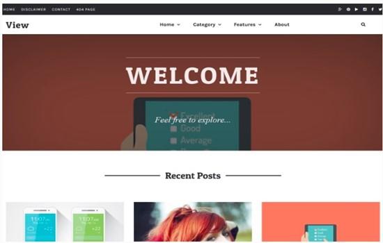Fotoğrafçılık ve blog teması.