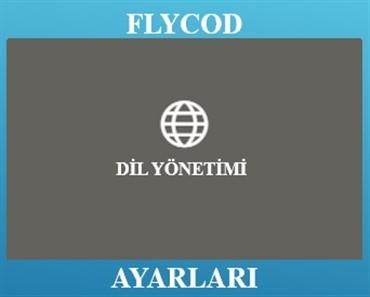 Flycod dil ekleme