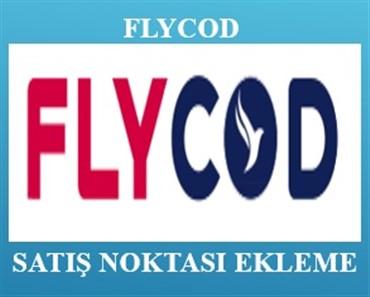 Flycod satış noktası ekleme