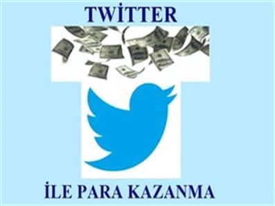 Twitter İle Para Kazanma