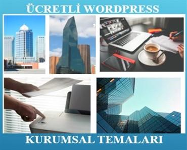 wordpress kurumsal temaları