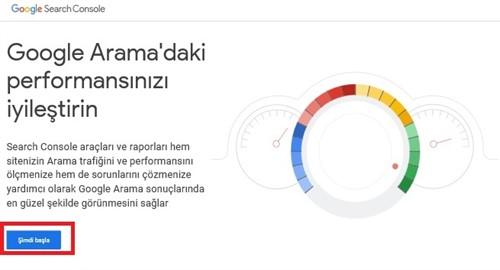 Blogger Blogu Google Search Console Kayıt Etmek 1