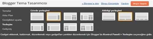 Blog Tema tasarım