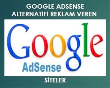 Google Adsense Alternatifi Reklam Veren Siteler 10+ Site?