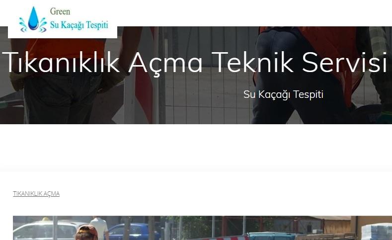 İstanbul tıkanıklık açma firması